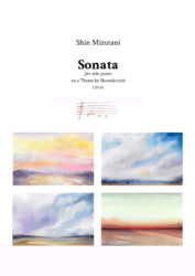 Mizutani, Sonata for piano on a Theme by Shostakovich_rev.musx